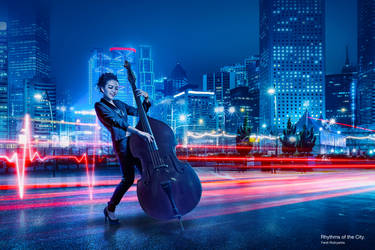 Rhythms of the City - Cello Bass
