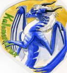 Kalemendrax badge commision