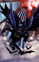 BATMAN Vampire by rapnex