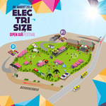 Festival Map - Electrisize by FUNKiNATiON