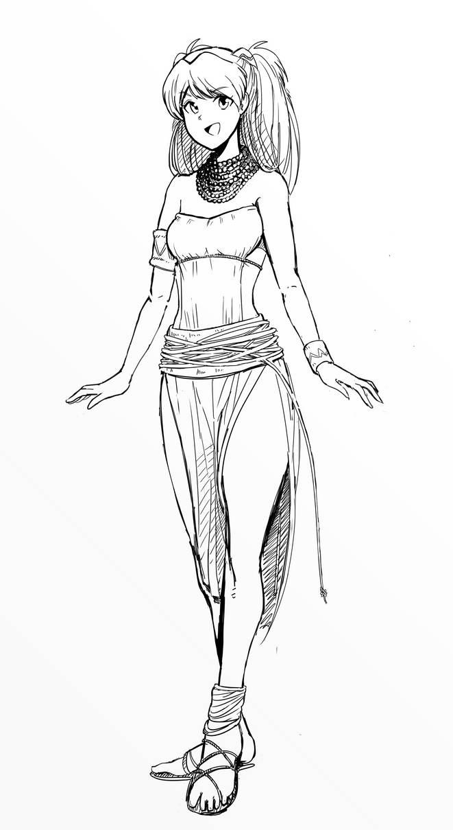 Asuka in Plugsuit 2 by jerkotaking on DeviantArt