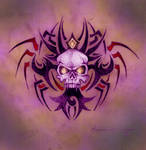 Skull Tattoo I