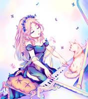 Lullaby by rsketchesforfun