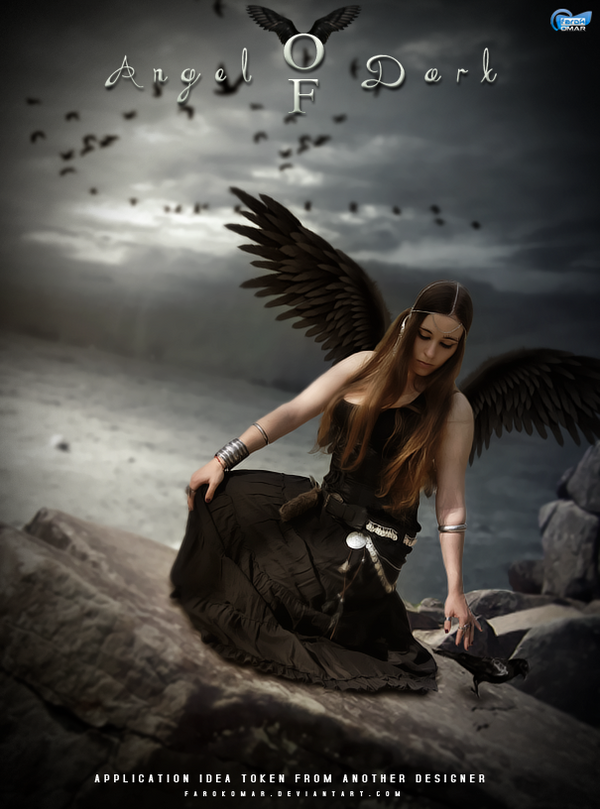 ����� Angel of Dark