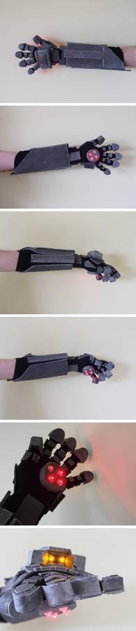 Star Wars - Laseron Destroyer Cybernetic Weapon
