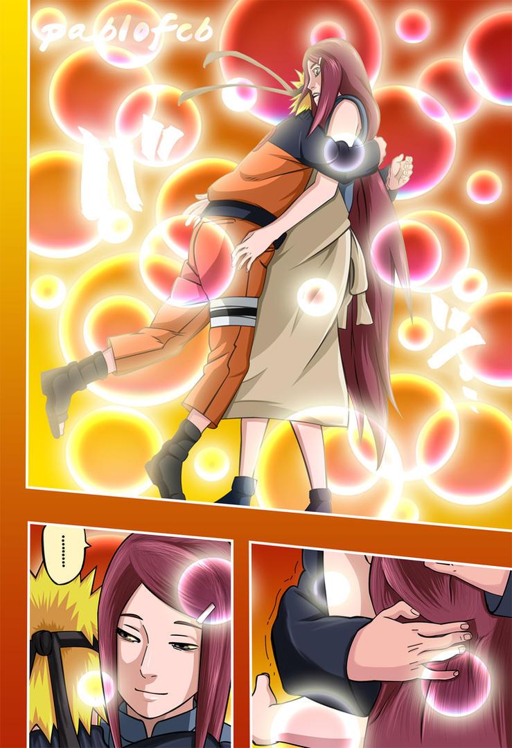 Naruto And His Mom Kushina