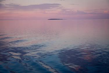 Lake Ladoga. by Loginova