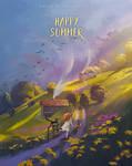 Happy summer by likhodeeva