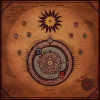 Nym Cosmography by Levodoom