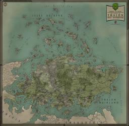 Regional Map - Thalon