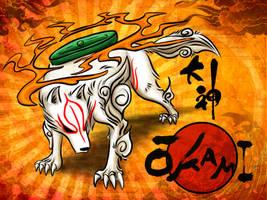 Okami by GNAHZ