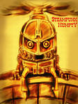 Steampunk Fairytale by GNAHZ
