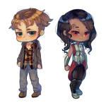 [C] Nicholas and Daemon
