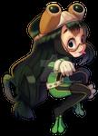 Tsuyu -Chibi fanart