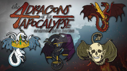 Four Dragons of the Apocalype