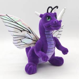 Dragon Flutter Plush