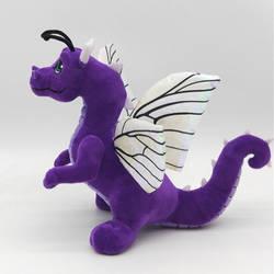 Dragon Flutter Plush Side View