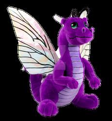 Dragon Flutter Plushie