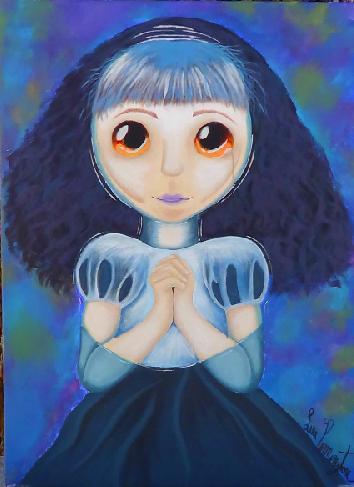 Ophelia by Icegoddesswolf16