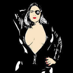 London Andrews T-Shirt Design#1 by boot-cheese-3000