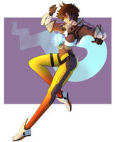 Tracer by NiftyNightOwl