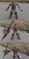 Universe Dinobot Custom bot by Unicron9