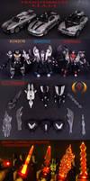 Transformers S.E.A.L.S