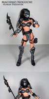 Custom Machiko She-Predator
