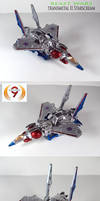 BW Transmetal II Starscream
