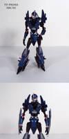 TF Prime Arcee