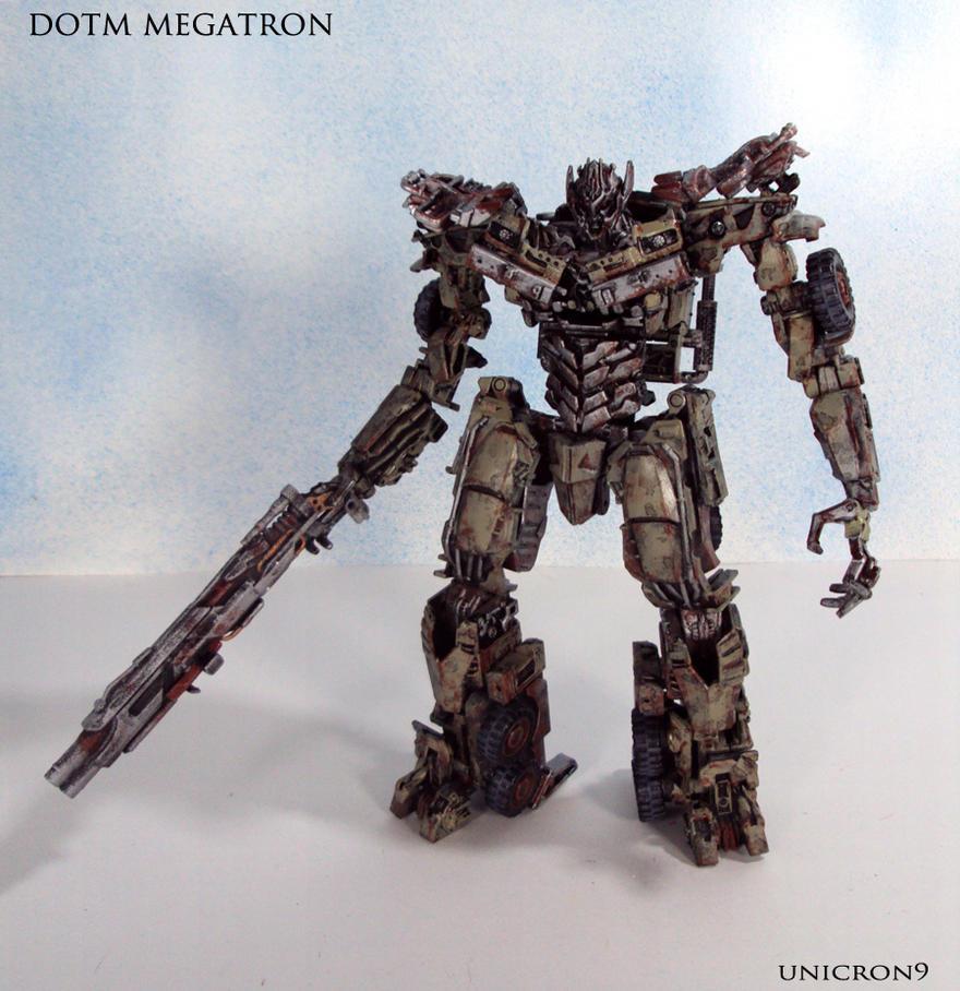 DOTM Megatron v3 by Unicron9
