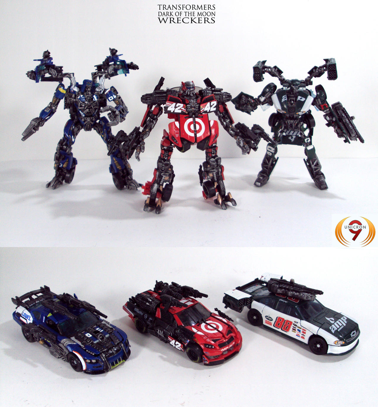 Transformers DOTM Wreckers By Unicron9 On DeviantArt