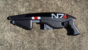 Mass Effect custom N7 Rifle