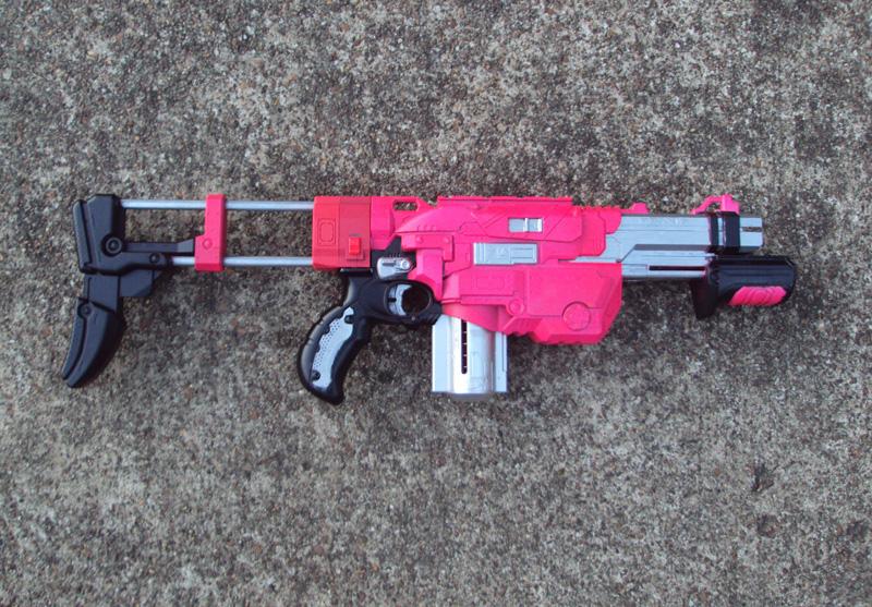 Nerf Rebelle Charmed Grace Fire Blaster