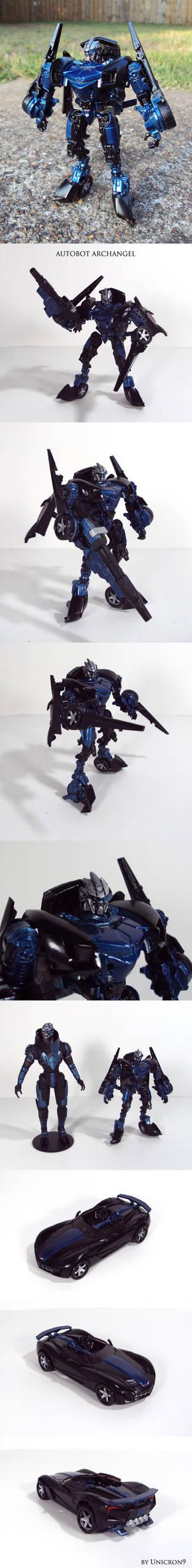 TF Crossovers: Autobot Archangel