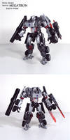 Non-Hobo Movie Megatron by Unicron9