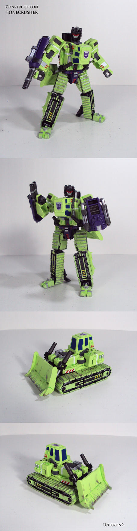 Constructicon: Bonecrusher by Unicron9