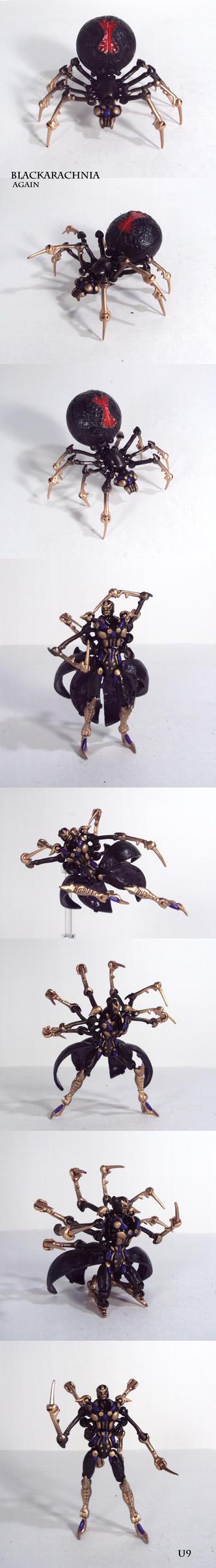 Blackarachnia Again by Unicron9