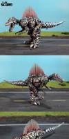 Transformers AoE Scorn