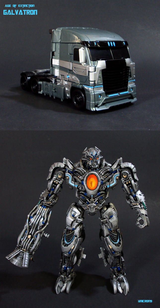 Age of Extinction Galvatron by Unicron9Unicron Age Of Extinction