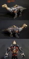 Dinobot Combiner Sludge