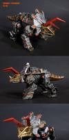 Dinobot Combiner Slag