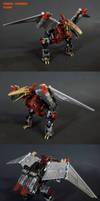 Dinobot Combiner Swoop