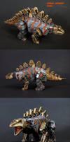 Dinobot Combiner Snarl