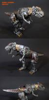 Dinobot Combiner Grimlock