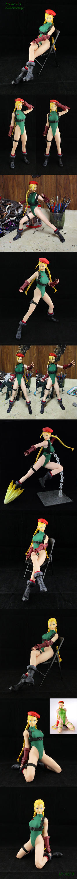 Phicen Cammy Improved by Unicron9