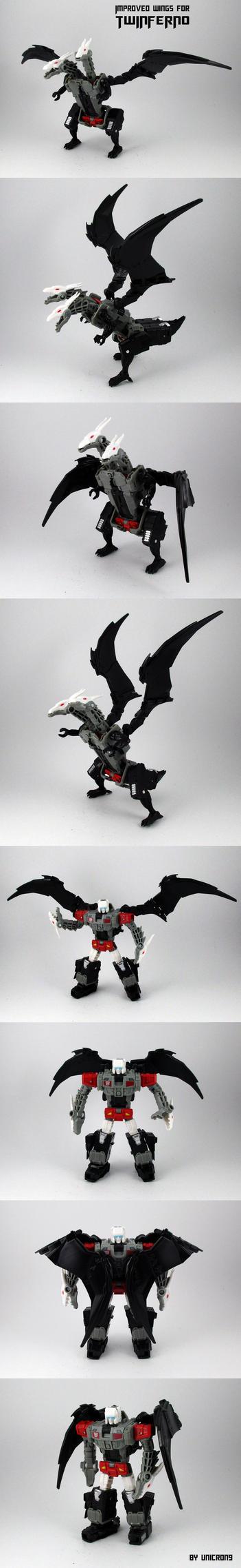 Twinferno Wings by Unicron9
