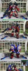 G1 Beast Wars Combiner Rampage by Unicron9