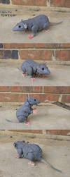 Real Pet Rattrap Figure by Unicron9