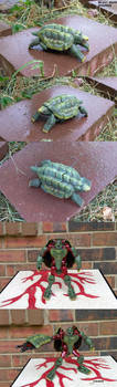 Beast Wars Snapper (Realistic) by Unicron9